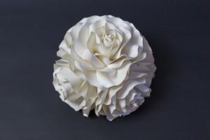 rózsa gömb kicsi